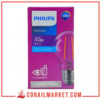 Lampe My care LED philips 4 w