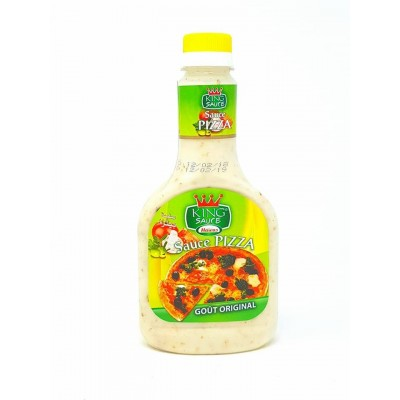 Sauce pizza King sauce 470 ml
