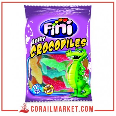 Fini Jelly Crocodiles100gr
