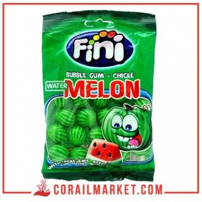 Fini pasteque chewing-gum 100G