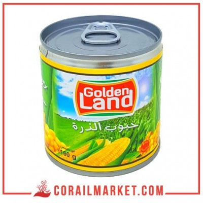 Mais doux Golden land 160 g