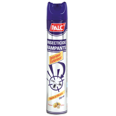 Insecticide Rampants Palc Citron 750ml
