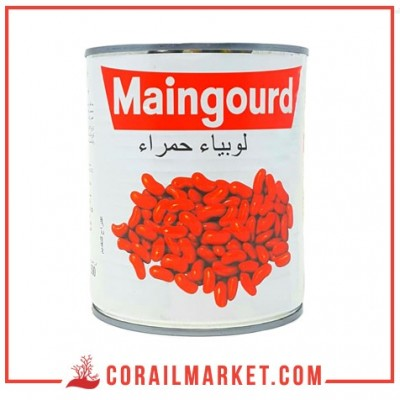 Haricots Rouges Maingourd 800 g