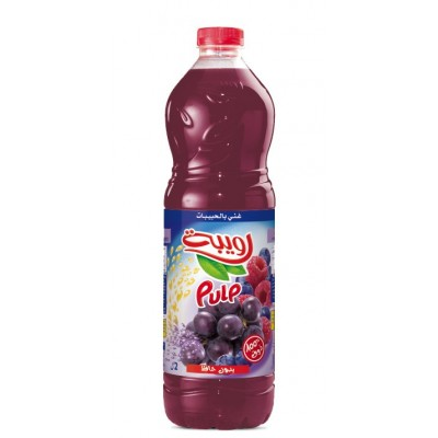 Jus Rouiba Pulb Fruits rouges 2l