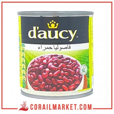 Haricots rouges D'aucy 200 g