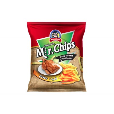 Chips Master chips poulet