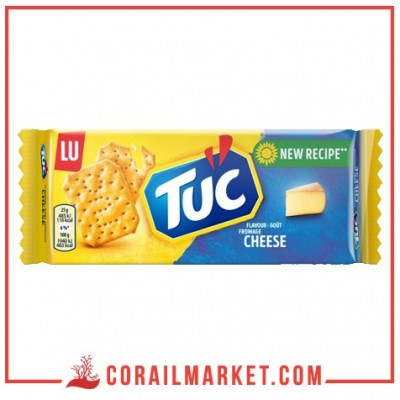 Biscuits salés goût fromage tuc 100 g